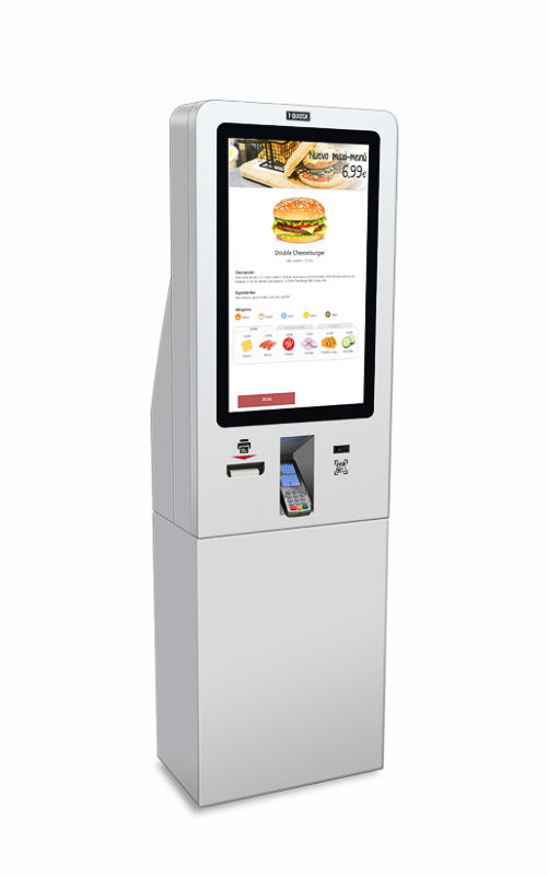 si-ba casse automatiche t quiosk credit card