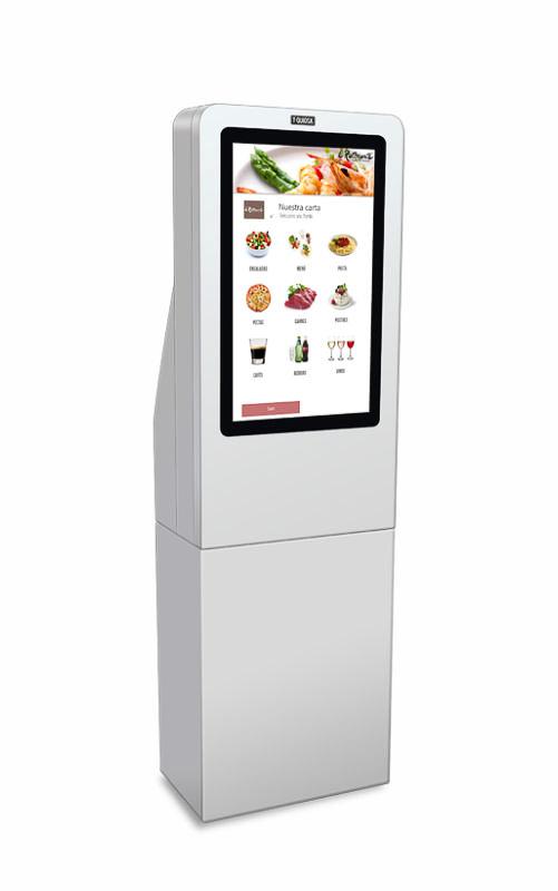 si-ba casse automatiche t quiosk info point