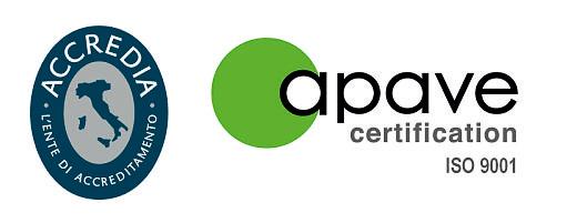 si-ba certificazioni accredia apave